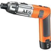Электроотвертка AEG SE 3.6 Li-152C