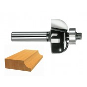Галтельная фреза  2 ножа d28.7мм (BOSCH) (2608628363)