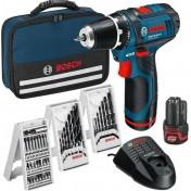 Дрель-шуруповерт Bosch GSR 12V-15 Professional (0615990GA9)