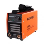 Инверторный сварочный аппарат Patriot 250DC MMA Кейс