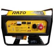 Бензиновый генератор RATO R6000D-T