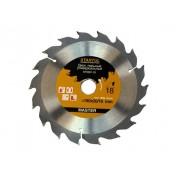 Диск пильный 160х20/16 мм 18 зуб. по дереву STARTUL (твердоспл. зуб) (ST5061-18)