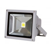 Прожектор светодиодный 10 Вт PFL 6500К IP 65 JazzWay (855Лм, холодный белый свет) (1001276) (JAZZWAY)