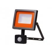 Прожектор светодиодный с датч. движ. 30 Вт PFL-SC sensor 6500К, IP54, 160-260В, JAZZWAY (1210Лм, холодный белый свет) (5001411)