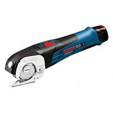 Аккумуляторные универсальные ножницы BOSCH GUS 10,8V-LI(06019B2904)
