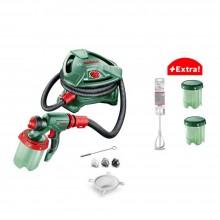 Краскораспылитель Bosch PFS 5000 E (0603207202) (c набором аксессуаров)
