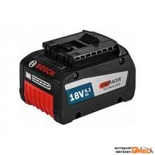 Аккумулятор BOSCH GBA 18V EneRacer 18.0 В, 6.3 А/ч, Li-Ion (1600A00R1A)