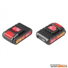 Аккумулятор WORTEX BL 2020 18.0 В, 2.0 А/ч, Li-Ion (BL20200106)