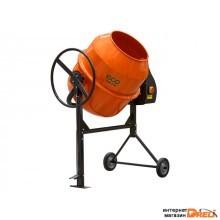 Бетоносмеситель ECO CMA-240 (объем 240/190 л, 1300 Вт, 230 В, вес 60 кг)