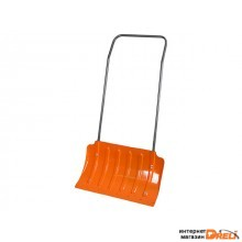 Движок для снега стальной 750х430 STARTUL (ST9070-3) (cкрепер)