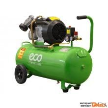 Компрессор ECO AE-705-1 (440 л/мин, 8 атм, поршневой, масляный, ресив. 70 л, 220 В, 2.20 кВт)