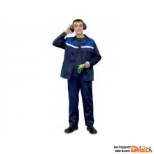 Костюм (куртка+п/к) Стандарт-2 р.52-54 рост 182-188 (летний) (р.52-54 рост 182-188)