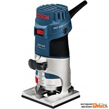 Кромочно-петельный фрезер Bosch GKF 600 Professional (060160A101)