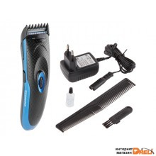 Машинка для стрижки волос NORMANN AHС-586 (3 Вт; аккум. 45 мин; регулируемая насадка) (AHC-586)