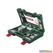 Набор V-Line 83 пр x6 в чемодане Bosch (2607017309) (BOSCH)