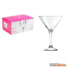 Набор бокалов для мартини, 6 шт., 175 мл, серия Misket, LAV (так же используется в HoReCa) (LV-MIS586F)