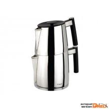 Набор чайный (чайник 2,5л + заварочный чайник 1,6л), серия Tearend, HISAR (40543)