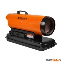 Нагреватель воздуха диз. Ecoterm DHD-200 прям.