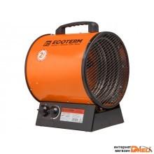 Нагреватель воздуха электр. Ecoterm EHR-06/3C