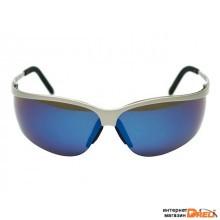 Очки защитные открытые 3M METALIKS SPORT(Зеркальная синяя линза) (3M) (DE272933651)