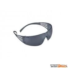 Очки защитные открытые Securefit серая линза (3M) (70071695525)
