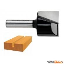 Пазовая фреза  2 ножа d8мм (BOSCH) (2608628381)