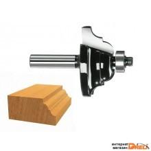 Профильная фреза 2 ножа  d14/18мм (BOSCH) (2608628397)