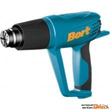 Промышленный фен Bort BHG-2000U-K