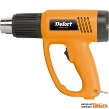 Промышленный фен Defort DHG-1600