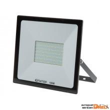 Прожектор светодиодный 100 Вт 6500K IP64 ЮПИТЕР (6300 лм, холодный белый свет) (JP1201-100)