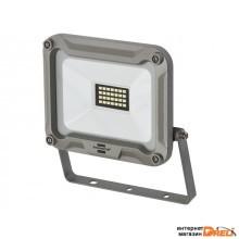 Прожектор светодиодный 20 Вт 6500К IP44 JARO Brennenstuhl (1870Лм, холодный белый свет) (1171250231)