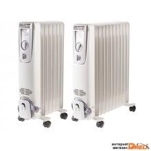 Радиатор масляный электрич. Tермия  H1020 (2000 Вт, 10 секций) (ТЕРМИЯ) -10%