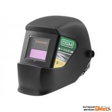 Щиток сварщика  с самозатемняющимся светофильтром DGM V4000 (1/1/2/2; 91х35мм; DIN 3/11)