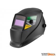 Щиток сварщика  с самозатемняющимся светофильтром DGM V6000 (1/2/1/2; 94х43мм; DIN 4/9-13; шлифовка)