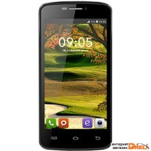 Смартфон BQ-Mobile Golf Black [BQS-4560]