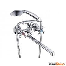 Смеситель для ванны QST7-A827 G.Lauf (Смеситель цинковый, Гарантия 3 года)