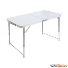 Стол складной влагостойкий, NIKA (Цвета в ассортименте) (ССТ3)