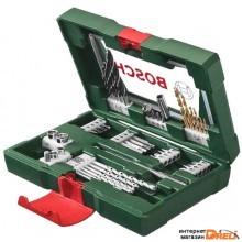 Универсальный набор инструментов Bosch 2607017303 48 предметов