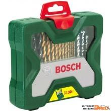 Универсальный набор инструментов Bosch Titanium X-Line (2607019324) 30 предметов