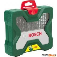Универсальный набор инструментов Bosch Titanium X-Line (2607019325) 33 предмета