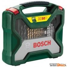 Универсальный набор инструментов Bosch Titanium X-Line (2607019327) 50 предметов