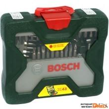 Универсальный набор инструментов Bosch X-Line (2607019613) 43 предмета