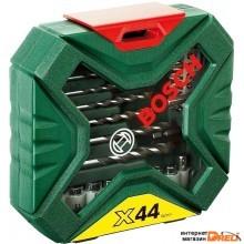 Универсальный набор инструментов Bosch X-Line Multi (2607010609) 44 предмета