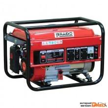 Бензиновый генератор (электростанция) Brado LT 4500B