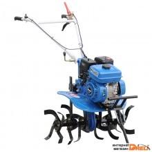 Бензиновый мотокультиватор BRADO BD-700 с колесами 4,00-10