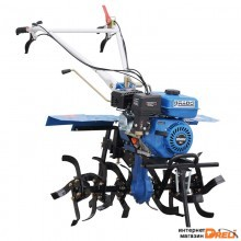 Бензиновый мотокультиватор BRADO BD-850 с колесами 19х7-8