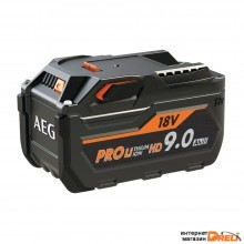 Аккумулятор AEG Powertools L1890RHD 4932464231 (18В/9.0 а*ч)