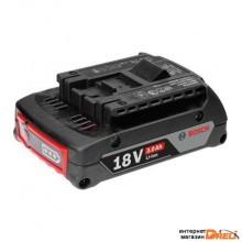 Аккумулятор Bosch 1600A012UV (18В/3 а*ч)