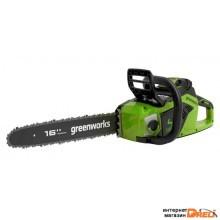 Аккумуляторная пила Greenworks GD40CS18 (без АКБ)