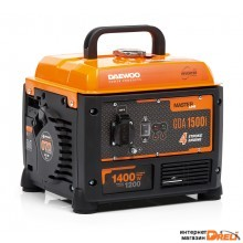 Бензиновый генератор Daewoo Power GDA 1500I